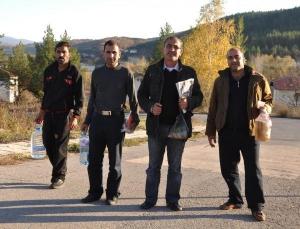 Сирийски бежанци в село Ковачевци