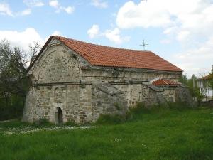 Църквата в Егълница