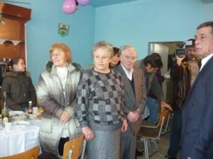 Златна сватба на баба Здравка и дедо Любен